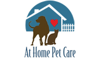 At Home Pet Care Logo